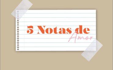 5 notas de Amor