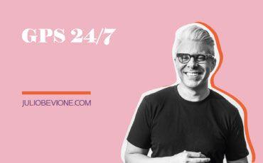 GPS24/7 | Solo cambiando el pensamiento cambiaras tu realidad