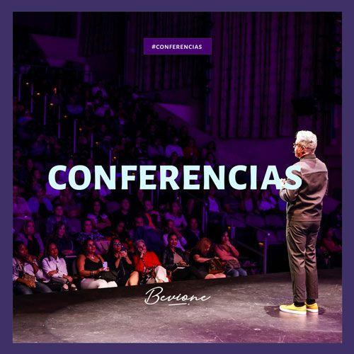 conferencias Julio Bevione
